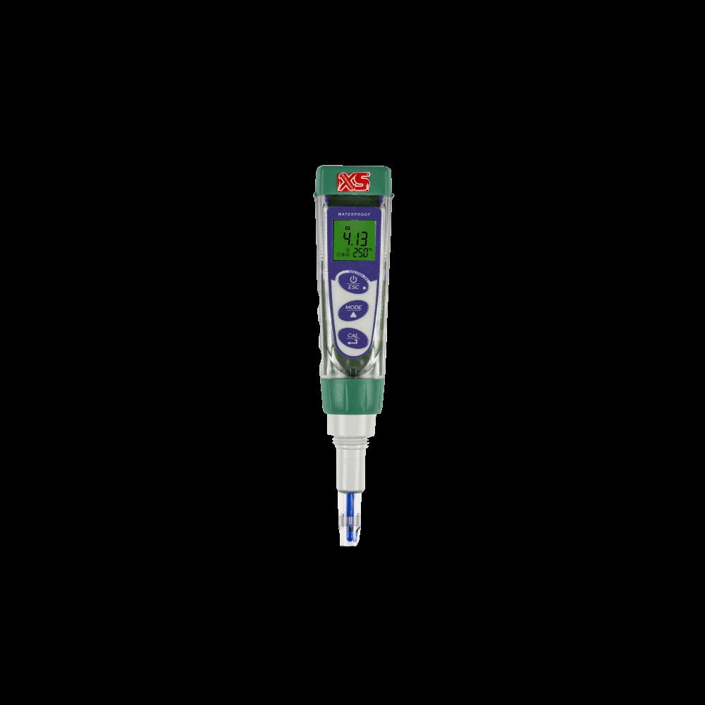 Portable ph-meter