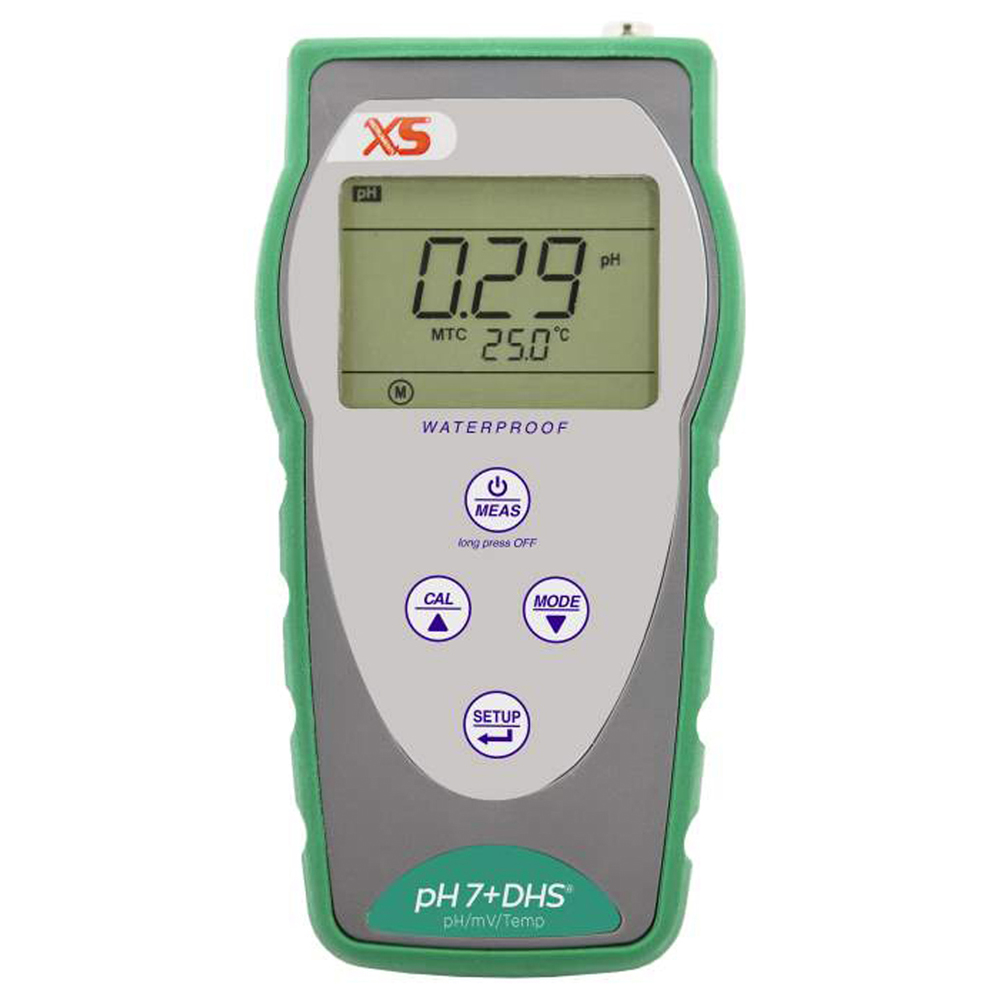 Portable food ph-meter