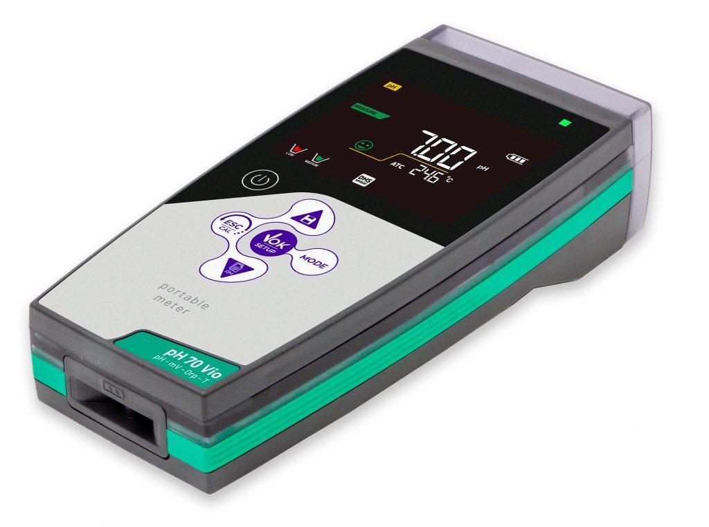 Φορητό pH-meter 7 Vio